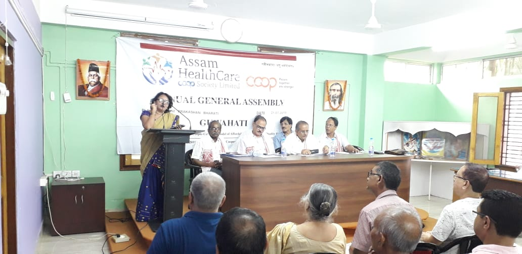 Annual General Meeting, 2019